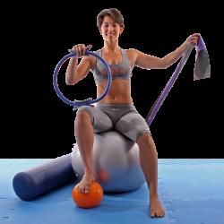 mat pilates acessórios
