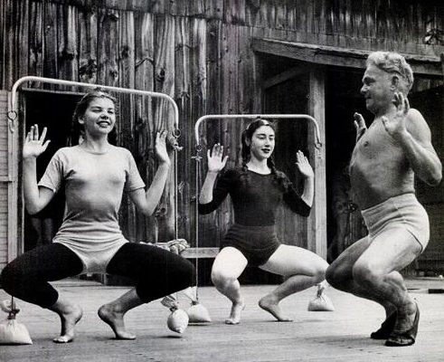 Historia do Pilates Joseph