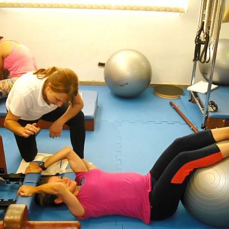 Curso de Pilates e Hernia Discal em sp