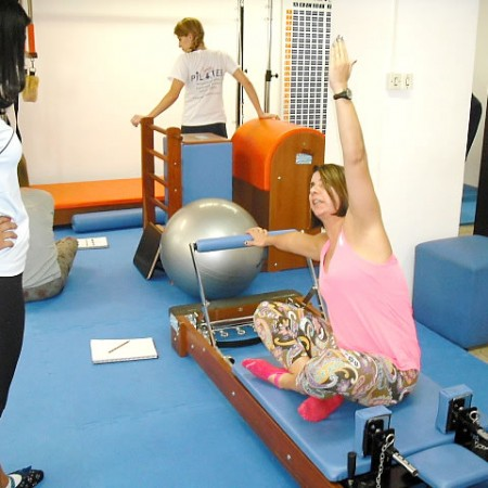 Curso de Pilates e Hernia Discal sp