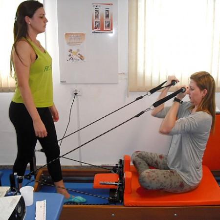 Curso de Pilates e Hernia Discal