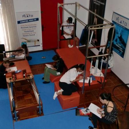 Curso de Pilates Studio Sp