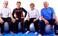 curso de pilates para terceira idade