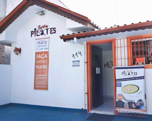Fachada Pilates zona norte