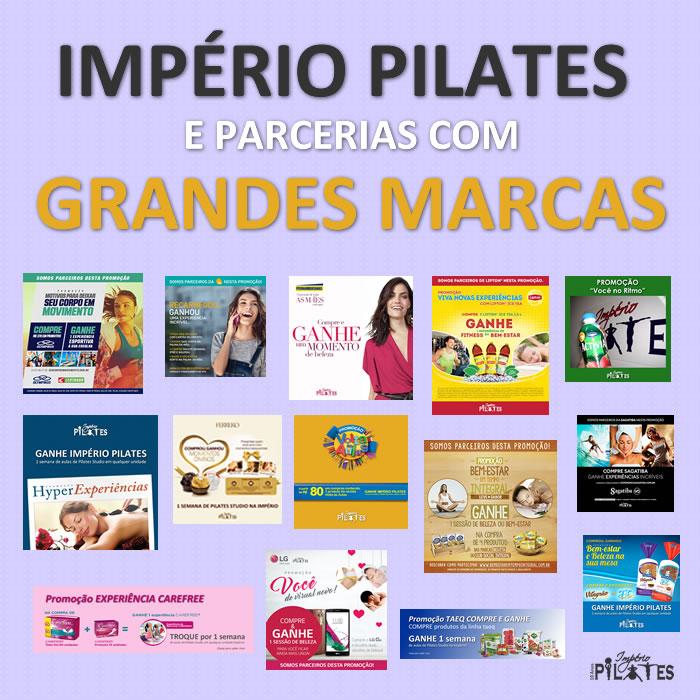 pilates e a parceria com grandes marcas