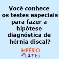pilates hérnia discal