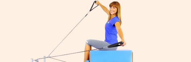 curso de pilates em SP