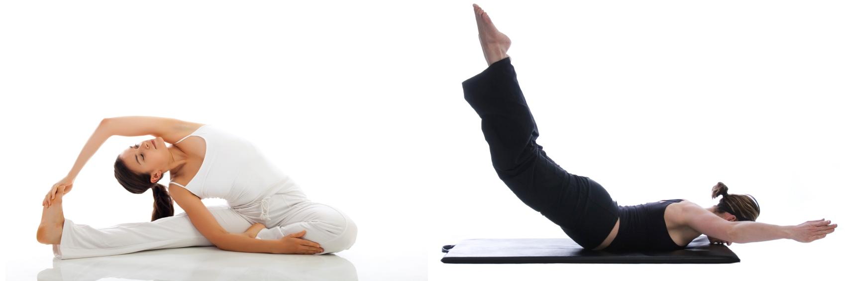 yoga o pilates
