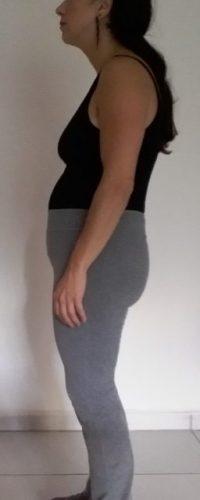 pilates postura errada