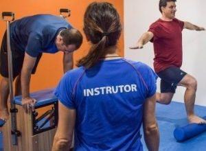 Não tenho alongamento, posso ser instrutor de Pilates?